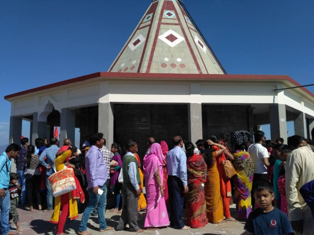 Chandrabadni Devi Mandir(Temple)